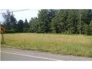 Real Estate Listing At Lot 72-B West Old Town Road Old Town, Maine
