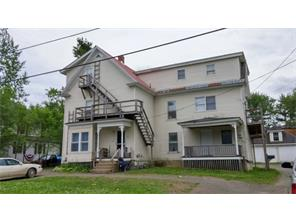 Real Estate Listing At 28 Columbia StreetHoulton, Maine