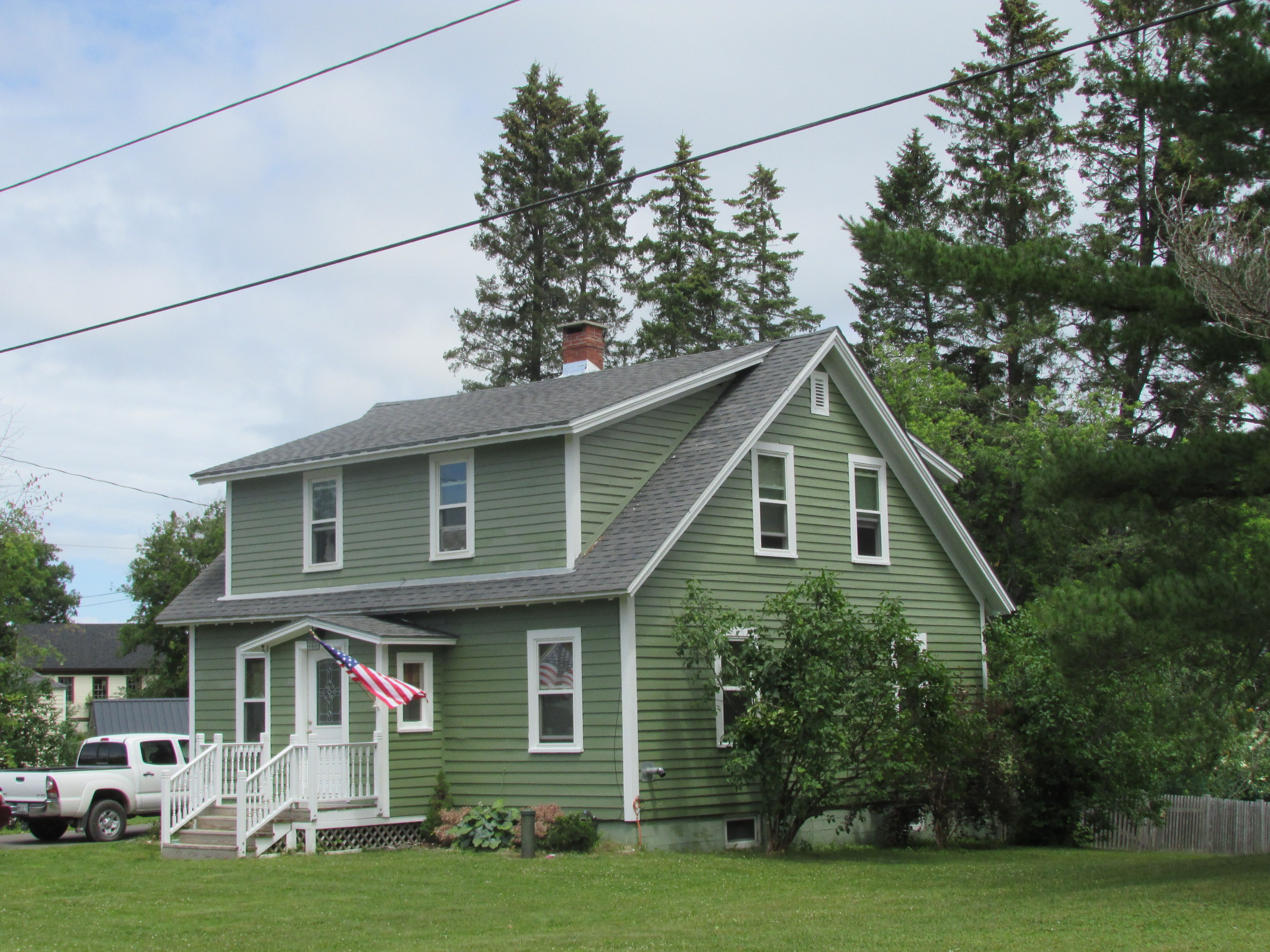 Real Estate Listing At 34 Chandler StreetHoulton, Maine