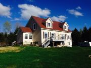 Real Estate Listing At 433 Town Line Road Hersey, Maine