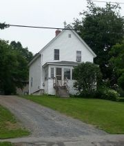Real Estate Listing At 24 Spring Street Houlton, Maine