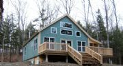 Real Estate Listing At 532 Sandy Beach Road Danforth, Maine