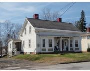 Real Estate Listing At 63 Court Street Houlton, Maine